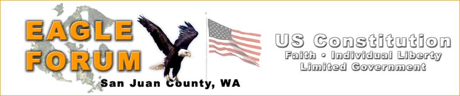 Orcas Eagle Forum